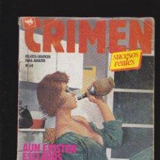 Cómics: CRIMEN - Nº 69 DE 89 - UN EXISTEN ESCLAVOS - COMIC EROTICO PARA ADULTOS - ZINCO S. A -. Lote 207139737