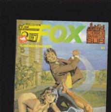 Cómics: FOX - Nº 4 DE 14 - ¡MORBOSIDAD! - COMIC EROTICO PARA ADULTOS - ZINCO S. A -. Lote 207140051