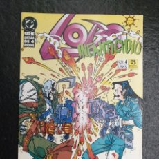 Cómics: LOBO INFANTICIDIO 4 DE 4. DC - ZINCO. Lote 207149628