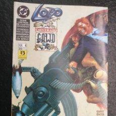 Cómics: LOBO CONTRATO SOBRE GAWD 4 DE 4. DC - ZINCO. Lote 207149661