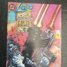 Cómics: LOBO CONTRATO SOBRE GAWD 1 DE 4. DC - ZINCO. Lote 207149668