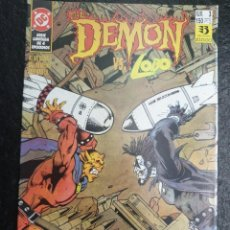 Cómics: THE DEMON VS. LOBO 3 DE 4. DC - ZINCO. Lote 207149683