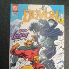 Cómics: THE DEMON VS. LOBO 2 DE 4. DC - ZINCO. Lote 207149706