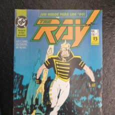 Cómics: THE RAY 3 DE 6. DC. ¡UN HEROE PARA LOS '90!. Lote 207197553