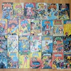 Cómics: BATMAN Y LOS OUTSIDERS. COLECCIÓN COMPLETA DE 26 COMICS + ESPECIAL. ZINCO 1986. Lote 207208448