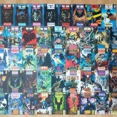 Cómics: LEYENDAS DE BATMAN. COLECCIÓN COMPLETA DE 44 COMICS. ZINCO 1989. Lote 207231152