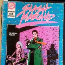 Cómics: SLASH MARAUD NUMERO 1. Lote 207243291