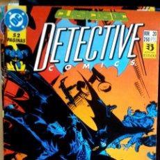 Cómics: DETECTIVE CÓMICS NÚMERO 20. Lote 207243446