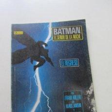 Cómics: BATMAN – EL SEÑOR DE LA NOCHE Nº 1 1.987 ZINCO EP. Lote 207276516