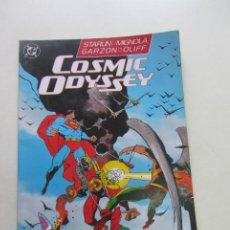 Cómics: COSMIC ODYSSEY. Nº 2. LIBRO DOS. DESASTRE. PRESTIGE. DC COMICS. EDICIONES ZINCO EP. Lote 207276663
