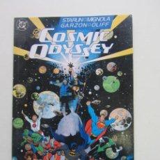 Cómics: COSMIC ODYSSEY LIBRO UNO: DESIGNIOS - Nº 1 STARLIN MIGNOLA PRESTIGE. DC COMICS. EDICIONES ZINCO EP. Lote 207276831