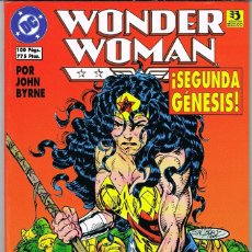 Cómics: WONDER WOMAN SEGUNDA GENESIS POR JOHN BYRNE. Lote 207377545