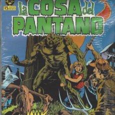 Comics: COSA DEL PANTANO - SERIE 1ª - COMPLETA - 10 NUMEROS - BUEN ESTADO. Lote 207484972