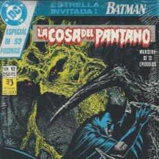 Cómics: COSA DEL PANTANO - VOL.4 - 12 NUMEROS - COMPLETA - MUY BUEN ESTADO. Lote 207580357