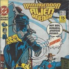 Comics: ARMAGEDDON 2001 - 15 NºS - COMPLETA - BUEN ESTADO. Lote 236090570