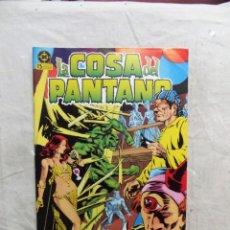 Cómics: LA COSA DEL PANTANO Nº 7 EDICIONES ZINCO. Lote 207649526