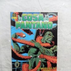Cómics: LA COSA DEL PANTANO Nº 6 EDICIONES ZINCO. Lote 207649616