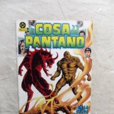 Cómics: LA COSA DEL PANTANO Nº 4 EDICIONES ZINCO. Lote 207649665