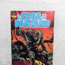 Cómics: LA COSA DEL PANTANO Nº 2 EDICIONES ZINCO. Lote 207649795