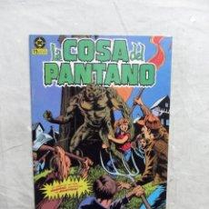 Cómics: LA COSA DEL PANTANO Nº 1 EDICIONES ZINCO. Lote 207649867