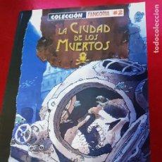 Cómics: COMIC-LA CIUDAD DE LOS MUERTOS-FANGORIA ·2-FRANCIS PORCEL-ED.ZINCO-EXCELENTE-VER FOTOS. Lote 207779818
