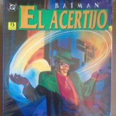 Cómics: BATMAN EL ACERTIJO / PILA 2. Lote 207825137
