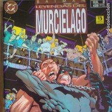 Comics : BATMAN - LEYENDAS DEL MURCIELAGO 2 - CRIMINALS / PILA 2. Lote 207828311