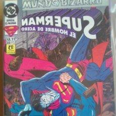 Cómics: SUPERMAN EL HOMBRE DE ACERO 11 / PILA 2. Lote 207872283