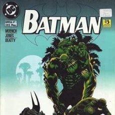 Cómics: BATMAN ESPECIAL #1. Lote 207904796