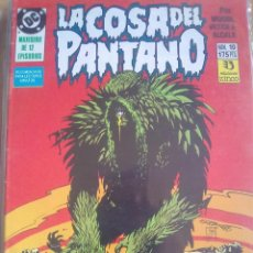 Cómics: LA COSA DEL PANTANO 10 / PILA 2. Lote 207907053