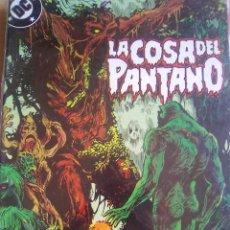 Cómics: LA COSA DEL PANTANO 10 / PILA 2. Lote 207907228