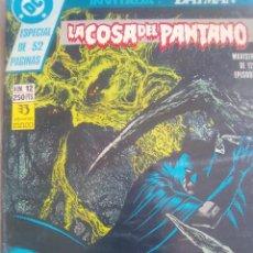 Cómics: LA COSA DEL PANTANO 12 / PILA 2. Lote 207907578