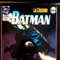 Comics : BATMAN LA CRUZADA NÚMERO 2. Lote 207933340
