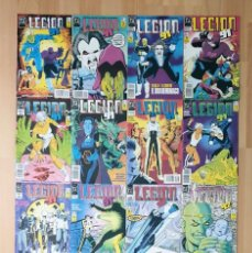 Cómics: LEGION 91 / LEGION 92 DE KEITH GIFFEN. COMPLETA 15 COMICS + ESPECIAL. ZINCO 1991. Lote 207957606