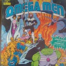 Cómics: OMEGA MEN 1 / PILA 2. Lote 207978898