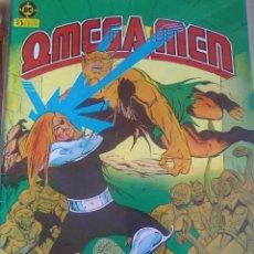 Cómics: OMEGA MEN 4 / PILA 2. Lote 207979406