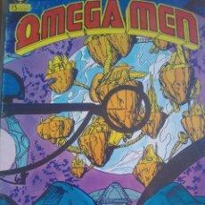 Cómics: OMEGA MEN 5 / PILA 2. Lote 207979501