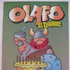 Cómics: OLAFO EL TERRIBLE Nº1 -ZINCO. Lote 208040685
