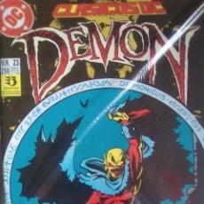 Cómics: CLASICOS DC 23 DEMON / PILA 2. Lote 208051907
