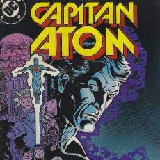 Cómics: CAPITAN ATOM. NUMEROS 2 AL 7. EDICIONES ZINCO. AÑO 1989. Lote 208071258
