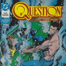 Cómics: QUESTION Nº 13. DENNIS O´NEIL.EDICIONES ZINCO. AÑO 1988. Lote 208072210