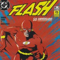 Cómics: FLASH. SERIE LIMITADA DE 5 NUMEROS EXCEPTO EL NUMERO 1. EDICIONES ZINCO. 1990. Lote 208073967