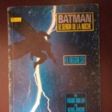 Cómics: BATMAN : EL REGRESO DEL SEÑOR DE LA NOCHE #1 (EL REGRESO). Lote 208156952