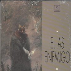 Comics : EL AS ENEMIGO AMOR DE GUERRA - GEORGE PRATT - TOMO A ESTRENAR !!!. Lote 257560845