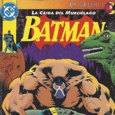 Cómics: BATMAN LA CAIDA DEL MURCIELAGO - TOMO 2 - PERFECTO ESTADO !!!. Lote 257560880