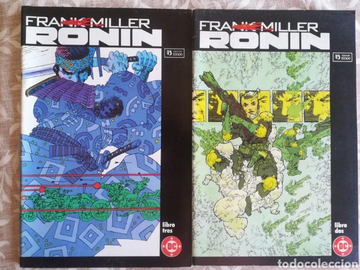 RONIN 2 Y 3 (Tebeos y Comics - Zinco - Otros)