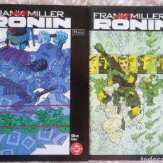 Cómics: RONIN 2 Y 3. Lote 208691845