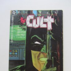 Comics: BATMAN THE CULT. Nº 4 STARLIN Y WRIGTHSON ZINCO C28. Lote 208762417
