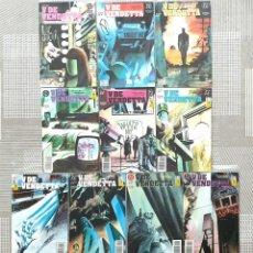 Cómics: V DE VENDETTA. ALAN MOORE & DAVID LLOYD. SERIE LIMITADA DE 10 COMICS. ZINCO 1989. Lote 208859326