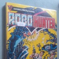Cómics: ROBOHUNTER TOMO RETAPADO 1 AL 5 #. Lote 209022620